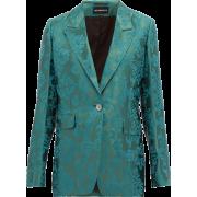 ANN DEMEULEMEESTER - Jacket - coats - 1,600.00€  ~ $1,862.88