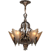 ART DÉCO lighting - Furniture -