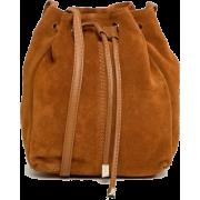 Замшевая сумка дафл ASOS DESIGN - Сумочки -