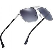 ATTCL Men's Aviator Glasses Polarized Sunglasses For Men Driver Golf Fishing - Eyewear - $50.00