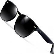 ATTCL Unisex Wayfarer Sunglasses 100% Polarized UV Protection - Eyewear - $65.00