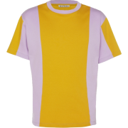 Acne studios colorblock tee - T-shirts -