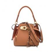 Ainifeel Women's Genuine Leather Small Handbags Top Handle Handbag Shoulder Bag - Hand bag - $325.00