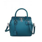 Ainifeel Women's Padlock Shoulder Handbags Crossbody Bag Purse - Hand bag - $478.00