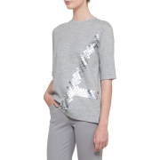 Akris Sequined Jersey Top - Personas - $895.00  ~ 768.70€