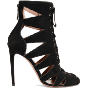 Alaia Cutout Sandals - Sandale -