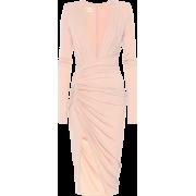 Alexandre Vauthier Stretch-crêpe dress - Dresses -