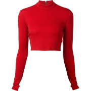 Alice+olivia Cropped Top - Pullover -