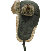 Alki'i Trooper Helmet mens/womens Faux Fur lined snowboarding winter snow hats - 2 colors - Cap - $14.99