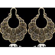 Alloy Fashion Geometric Earring (2714-alloy) Nhgy2750-2714-alloy - 耳环 -