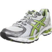 ASICS Women's GEL-Kayano 17 Running Shoe Black/Onyx/Lightning - 球鞋/布鞋 - $88.97  ~ ¥596.13