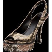 BCBGeneration Women's Andorra High Heel Platform Sandal - Platforms - $25.46