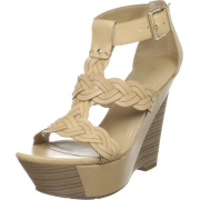 BCBGeneration Women's Castles Wedge Sandal - Wedges - $70.00