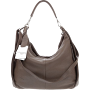 BRUNO ROSSI Italian Made Deerskin Leather Shoulder Bag - Bag - $545.00