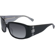 COACH S2001 Sunglasses (001) Black - Sunglasses - $85.00