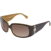 COACH S2001 Sunglasses Brown - Sunglasses - $88.95