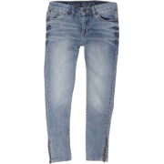 Calvin Klein Jeans Womens Crop Jean With Ankle Zipper - Jeans - $41.04  ~ 35.25€
