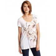 Calvin Klein Jeans Women's Lily White Tee - T-shirts - $39.50