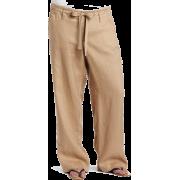 Calvin Klein Jeans Womens Linen Lounge Pant - Pants - $79.50