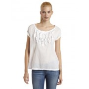 Calvin Klein Jeans Womens Petite Rolled Sleeve Easy Pullover - Top - $59.50