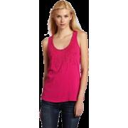 Calvin Klein Jeans Women's Twist Back Tank - T-shirts - $39.50