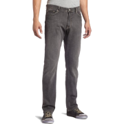Calvin Klein Mens Greyed Out Black Skinny Jean - Pants - $59.50