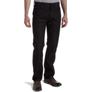 Calvin Klein Mens Rinse Black Straight Leg Jean - Pants - $59.50