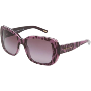 DOLCE & GABBANA SUNGLASSES SQUARE WOMEN SPOTTED VIOLET/GREY VIOLET SHADED DG4101 17518H - Sunčane naočale - $350.00  ~ 300.61€
