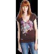 Diesel Women's Tulur-B T-Shirt - Camisola - curta - $75.00  ~ 64.42€