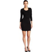 Ella Moss Womens Frida Long Sleeve Scoop Dress - Dresses - $189.00