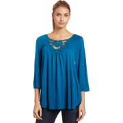 Ella Moss Women's Kayla Scoop Neck Top - Top - $33.07
