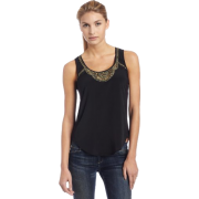 Ella Moss Womens Orion Scoop Tank Top - Top - $32.30