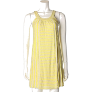 Ella Moss Women's RacerBack Clementine Modal Dress Daisy Size, Large - Dresses - $162.00