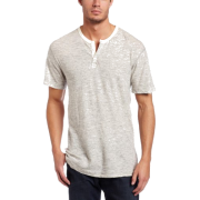 Ever Mens Naga Jersey Henley - T-shirts - $47.86