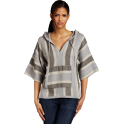 Ever Womens Machu Hooded Sweater - Vests - $90.10