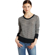 Ever Womens Sienna Boatneck Sweater - Long sleeves t-shirts - $178.00