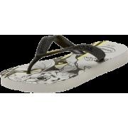 Havaianas Batman I Flip Flop (Toddler/Little Kid) - 休闲凉鞋 - $25.84  ~ ¥173.14