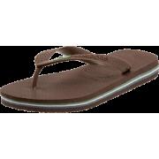 Havaianas Brazil Flip Flop (Toddler/Little Kid) - 休闲凉鞋 - $16.00  ~ ¥107.21