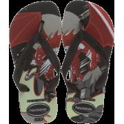 Havaianas Dragon Flip Flop (Toddler/Little Kid) - 休闲凉鞋 - $15.95  ~ ¥106.87