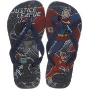 Havaianas Heroes Flip Flop (Toddler/Little Kid) - 休闲凉鞋 - $13.99  ~ ¥93.74