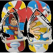 Havaianas Heroes Flip Flop (Toddler) - 休闲凉鞋 - $10.99  ~ ¥73.64