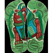 Havaianas Robots Flip Flop (Toddler/Little Kid) - 休闲凉鞋 - $9.43  ~ ¥63.18