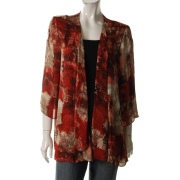 Jones New York Cardigan Red BHFO Sale Misses Shirt XL - Veste - $99.00  ~ 628,90kn