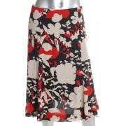 Jones New York Collection Petite A-line Skirt Printed BHFO Sale PP - Skirts - $99.00