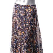 Jones New York Collection Plus Size A-line Skirt Printed Pattern Sale 18W - Skirts - $139.00