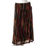Jones New York Collection Sorrento Printed BHFO A-line Skirt Sale M - Skirts - $99.00