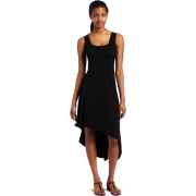 Karen Kane Womens Asymmetric Hem Dress - Dresses - $68.00
