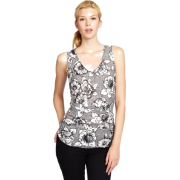 Karen Kane Womens Shirred Tank With Stones - Top - $118.00  ~ 749,60kn