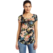 Karen Kane Women's Side Shirred Tee - T-shirts - $47.06