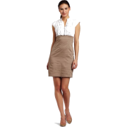 Maxandcleo Womens Banded Twofer Dress - Dresses - $118.00